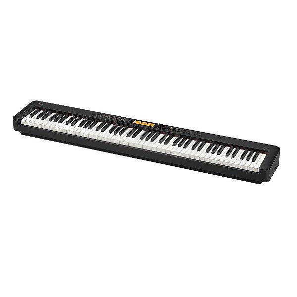 Piano Digital 88 Teclas Casio CDP-S350 Preto 7/8