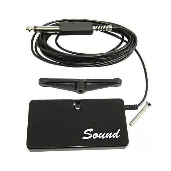 Captador Magnético de Contato Malagoli Sound 2A