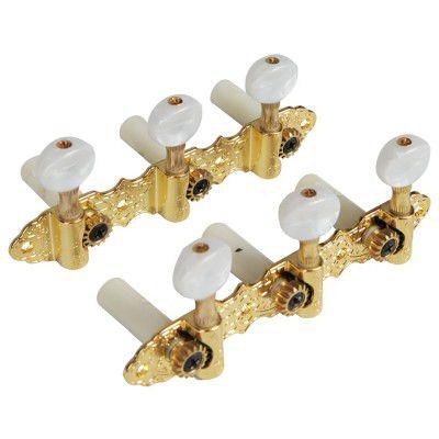 Tarraxa Violão Nylon Tagima TMH 831-GD Dourada