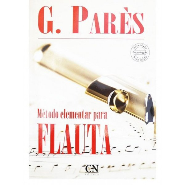 Método Elementar para Flauta Parés