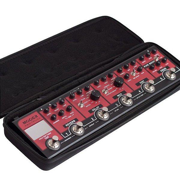Pedaleira Guitarra Mooer Red Truck