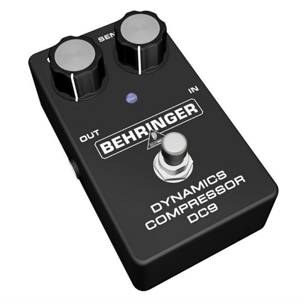 Pedal Guitarra Behringer Dynamics Compressor DC9