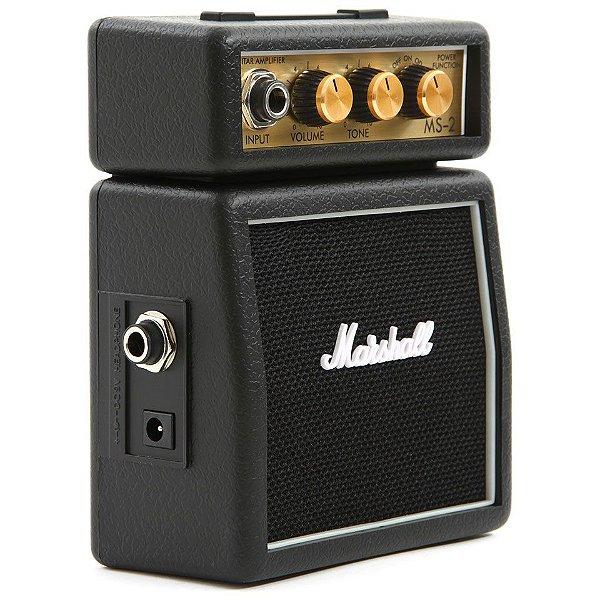 Amplificador Guitarra Marshall Mini Combo MS2 1W