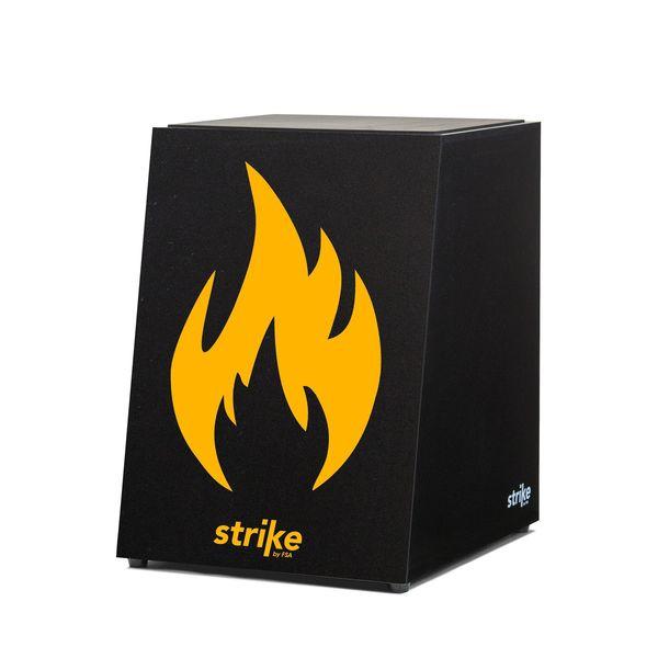 Cajón Acústico FSA Strike SK 4051 Fire