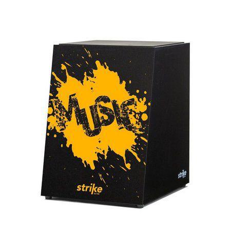 Cajón Acústico FSA Strike SK 4053 Slash Music