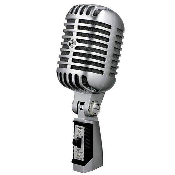 Microfone Shure 55SH Series II Unidyne
