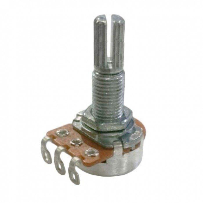 Potenciômetro Tone Center Click 500KB L20 P50020C