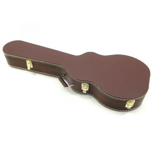 Estojo Guitarra Les Paul Fama Extra Luxo