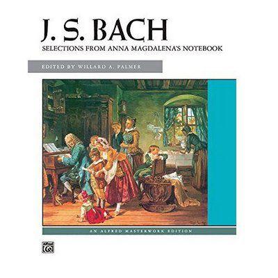 Método Selections Anna Magdalena - J. S. Bach