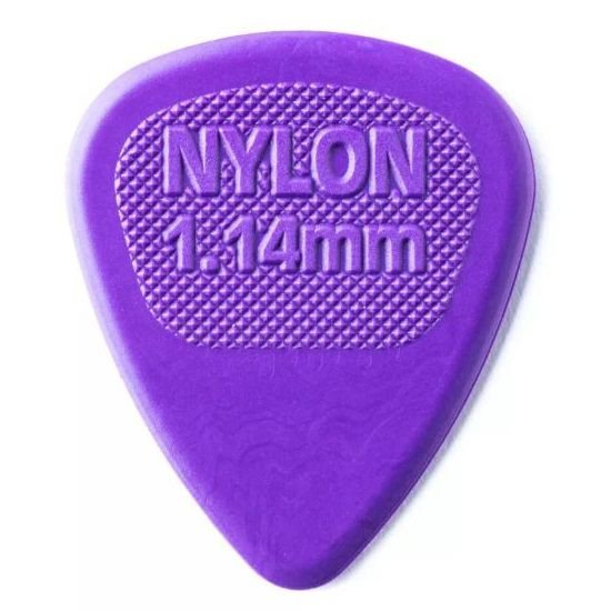 Palheta Dunlop Nylon (unidade)