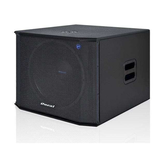 "Caixa Subwoofer 18"" Ativa Oneal OPSB 3700 1000W"
