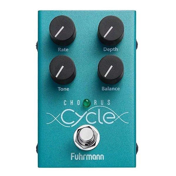 Pedal para Guitarra Fuhrmann Cycle Chorus CO10