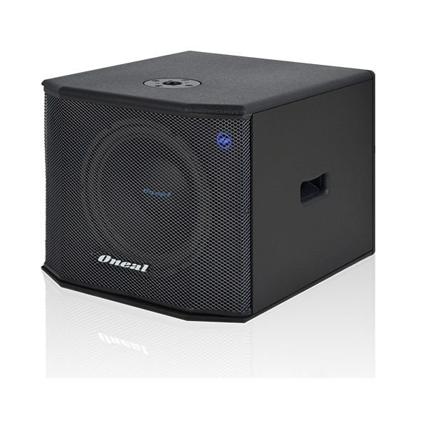 "Caixa Subwoofer 12"" Passiva Oneal OBSB3200 250W PT"