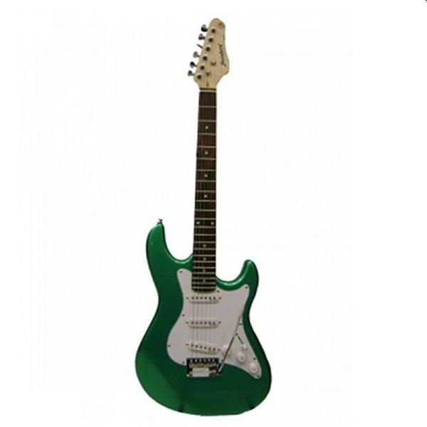Guitarra Strinberg Stratocaster EGS216 Verde