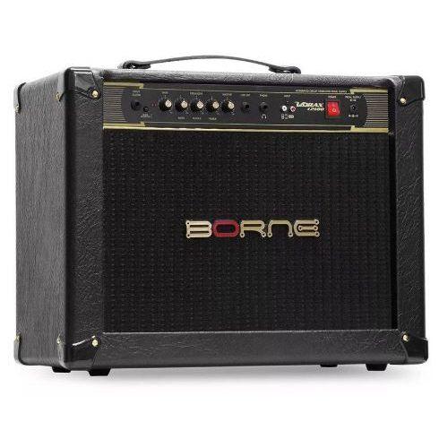Amplificador Guitarra Borne Vorax 12100 BK 100W