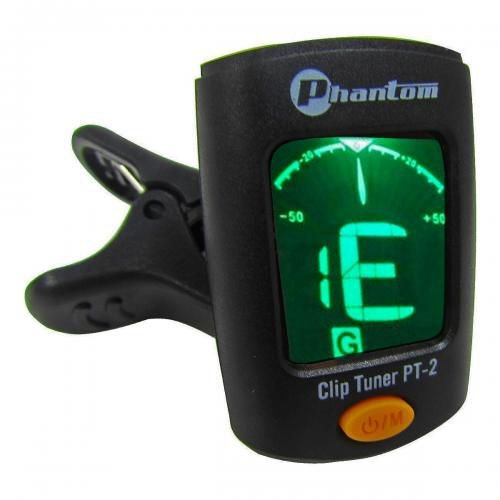 Afinador Cromático Digital Phantom PT2