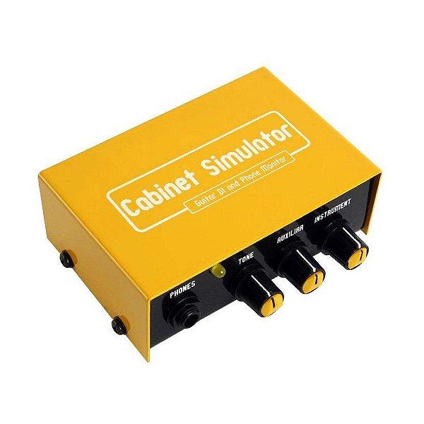 Amplificador para Fone Furhmann Cabinet Simulator CS01