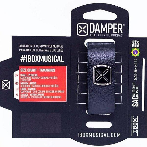 Damper Abafador de Cordas Ibox Supreme DSMD02 Medium