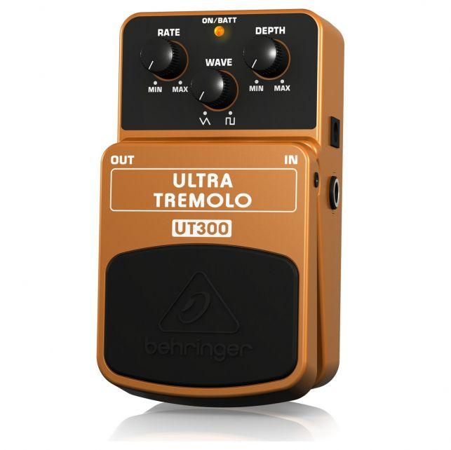Pedal para Guitarra Behringer Ultra Tremolo UT300