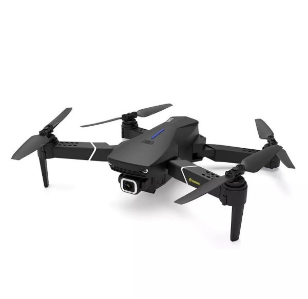 Eachine E520S GPS WI-FI FPV Com 4 K / 1080P HD Câmera 16mins Tempo de Vôo Dobrável RC Drone Quadricóptero - Preto 2.4G WiFi 4K HD Três baterias Compra segura Em Nosso Site. Envio Internacional E Frete Grátis🛩✈🛫