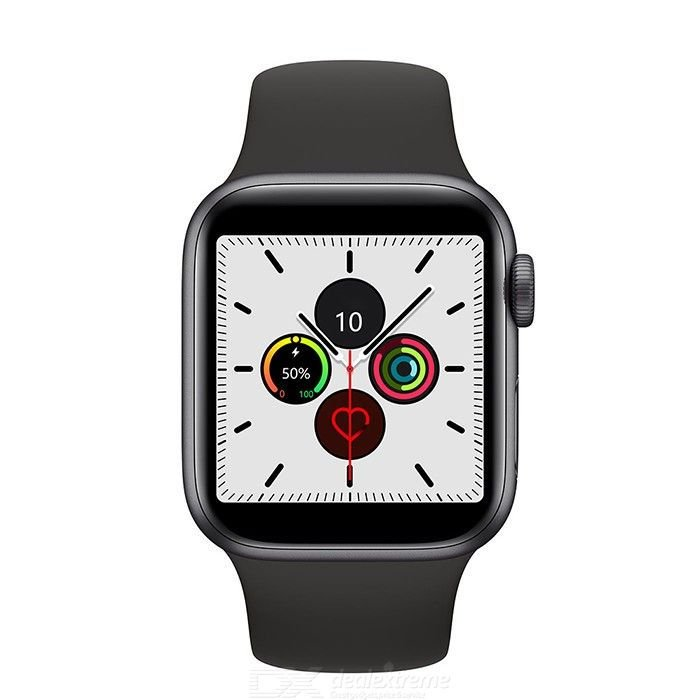 W55m IWO 12 Pro Smartwatch, ECG Heart Rate Monitor Smart Watch Bracelet Support Siri And Wireless Charging Envio Internacional Gratuito