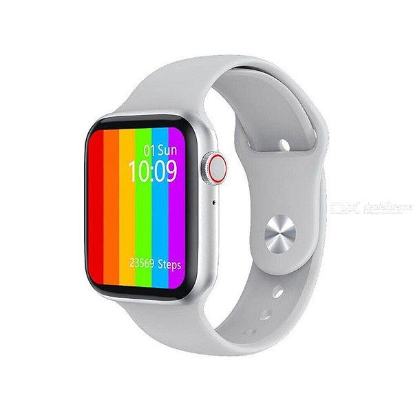 W26 smart watch Bluetooth call 1.75 inches full touch screen temperature IP68 W26 envio internacional🛫🛬