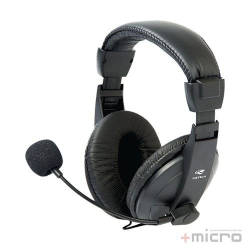 Headset C3 Tech Voicer Confort CT662863