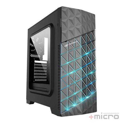 Gabinete gamer C3 Tech MT-G750BK