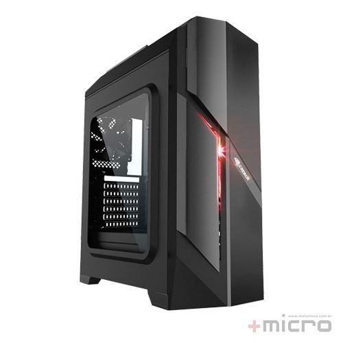 Gabinete gamer C3 Tech MT-G700BK