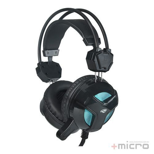 Headset gamer C3 Tech Blackbird PH-G110