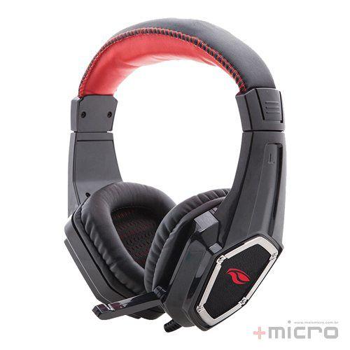 Headset gamer C3 Tech Crow PH-G100BK