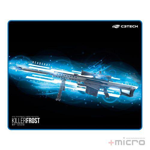 Mouse pad gamer Killer Frost C3 Tech MP-G500