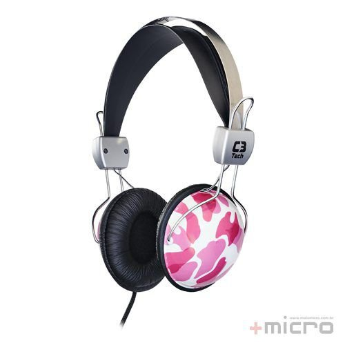 Headset C3 Tech Cherry MI-2336RP