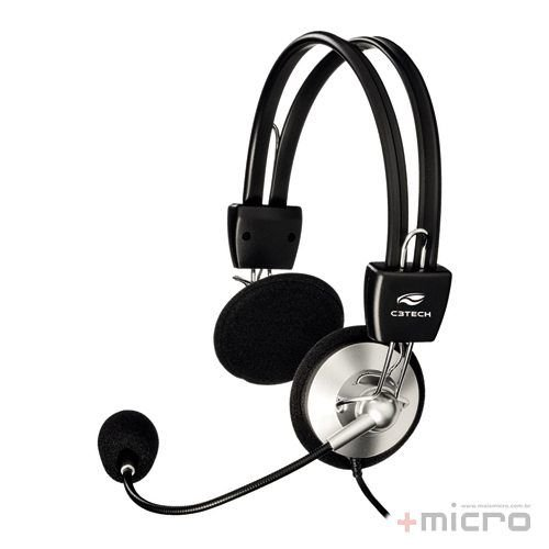 Headset C3 Tech Xcite Jet MI-2330RS