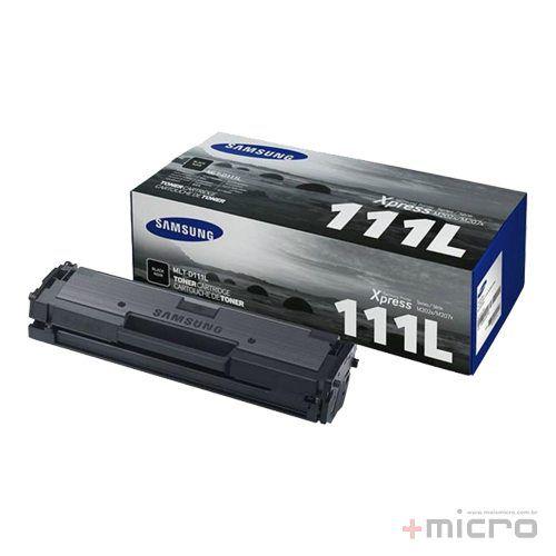 Toner Samsung MLT-D111L preto