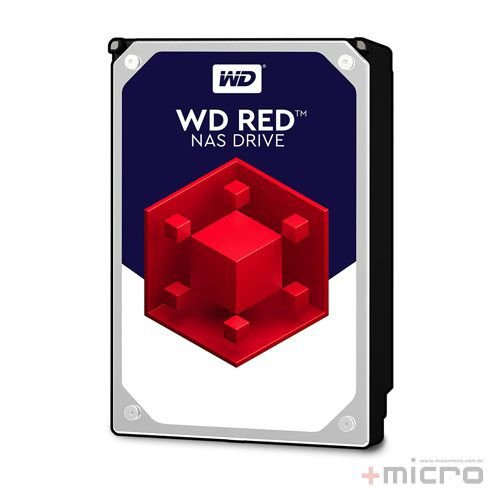Hard disk 8 Tb Western Digital Red Series