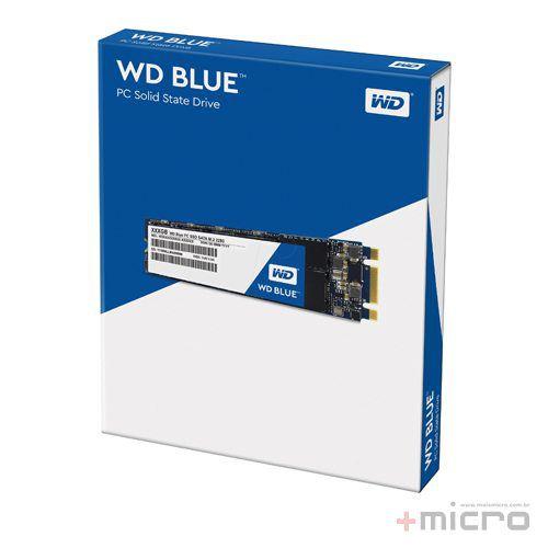 SSD 500 Gb M.2 2280 Western Digital Blue Series