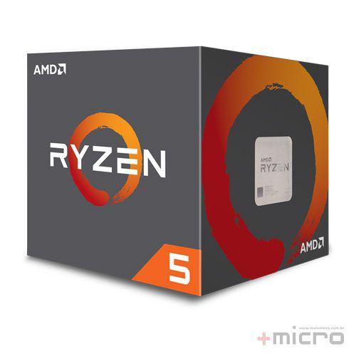Processador AMD Ryzen 5 2600X