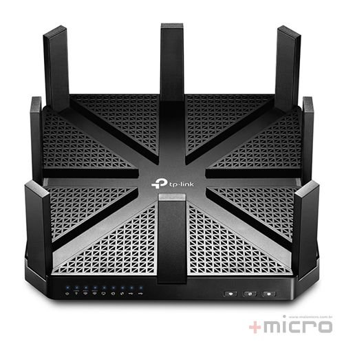 Roteador wireless AC 5334 Mbps Tri Band TP-Link Archer C5400