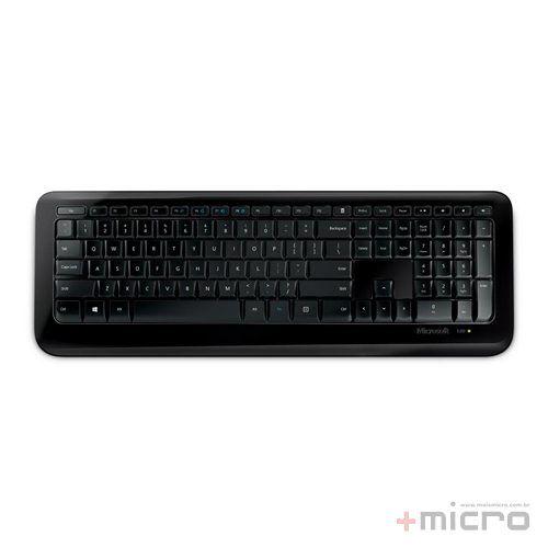 Teclado Microsoft Wireless Keyboard 850 (PZ3-00005) USB
