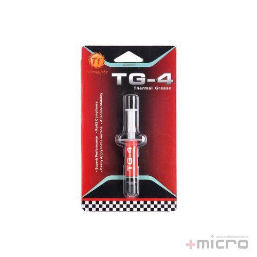 Pasta térmica para processador Thermaltake TG-4 (CL-O001-GROSGM-A)