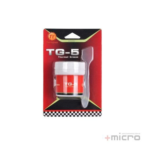 Pasta térmica para processador Thermaltake TG-5 (CL-O002-GROSGM-A)