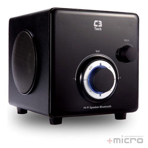 Speaker 2.1 C3 Tech SP-330B BK