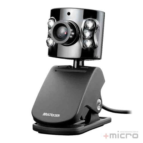 Webcam Multilaser WC040