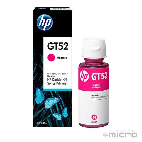 Garrafa de tinta HP GT52 (M0H55AL) magenta 70 ml