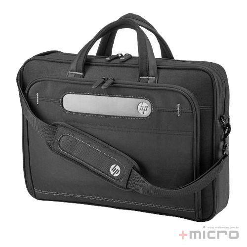 "Maleta para notebook HP Business Top Load 15.6"" (H5M92AA) preta"
