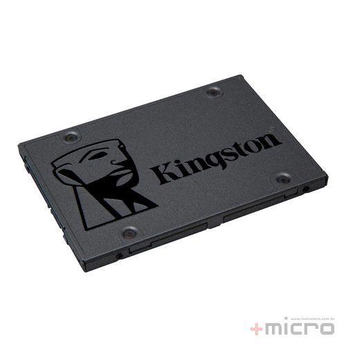 SSD 480 Gb SATA Kingston A400 (SA400S37/480G)