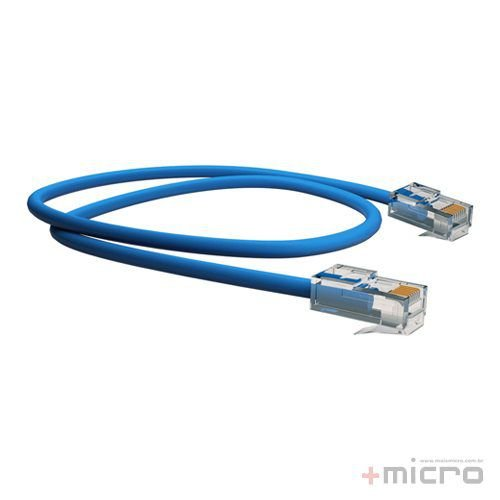 Patch cord U/UTP CAT 5E 1,5m Megatron