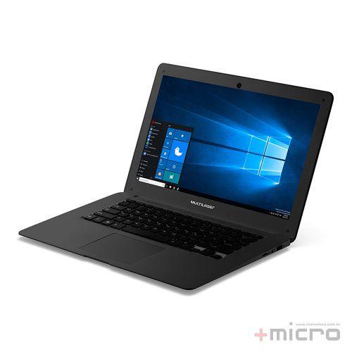 "Notebook Multilaser Legacy 14"" PC 101"
