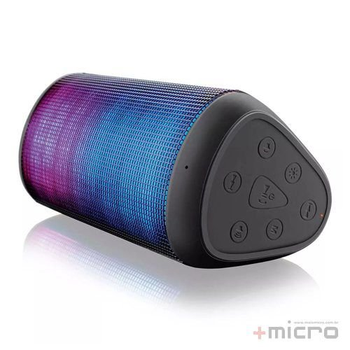 Speaker Bluetooth Multilaser SP192